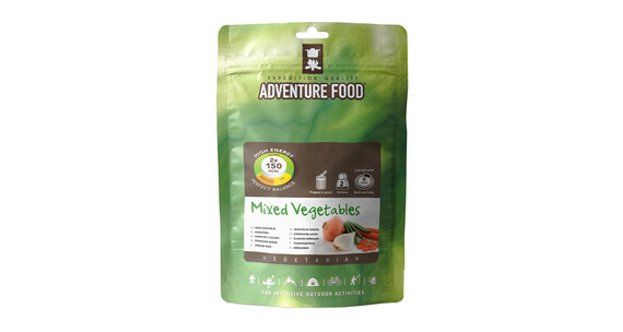 Adventure Food Mixed Vegetables Doppelportion